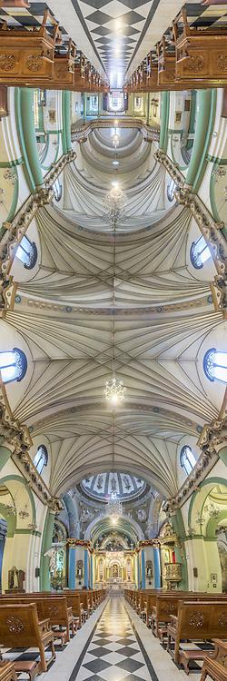 Basilica del Santisimo Rosario, Lima Peru