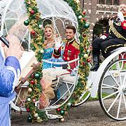 NLD/Utrecht/20180912 - Cast presentatie The Christmas Show 2018, Buddy Vedder en Celinde Schoenmaker