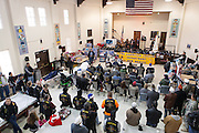 12/8/13 12:27:23 PM -- Albuquerque NM  --Presentation of supplies for Operation Comfort Warriors gifts to the Raymond G. Murphy VA Medical Center in Albuquerque, N.M..<br /> <br />  --    Photo by Steven St John