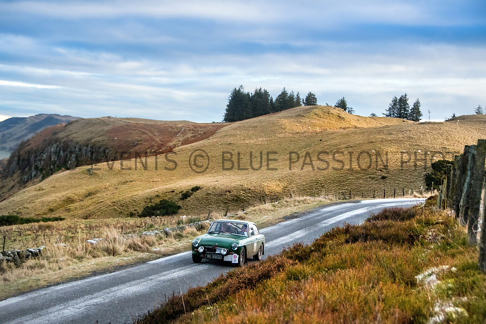 "Photos of HERO Lejog 2017 (9-12/12/2017). All rights reserved. Editorial use only for press kit about Lejog 2017. Any further use is forbidden without previous Author's consent. Author's credit ""©Photo Blue Passion"" is mandatory"