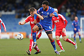 Oldham Athletic v Chesterfield 280316