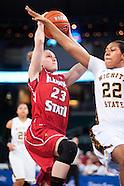 Wichita State v Illinois State MVC tournament women's basketball