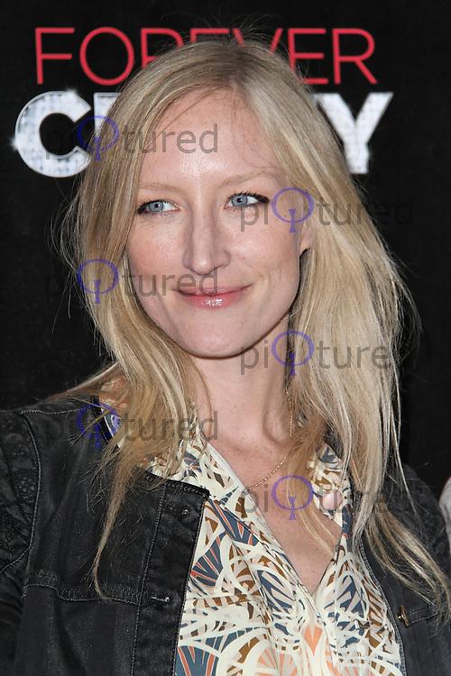 LONDON - SEPTEMBER 19: Jade Parfitt attended the premiere of 'Crazy Horse Presents Forever Crazy' at The Crazy Horse, London, UK. September 19, 2012. (Photo by Richard Goldschmidt)