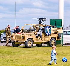 Yeomanry receive Freedom of East Lothian, Dunbar,  6 July 2019