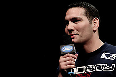 April 26, 2013: Chris Weidman Fan Club Q&A