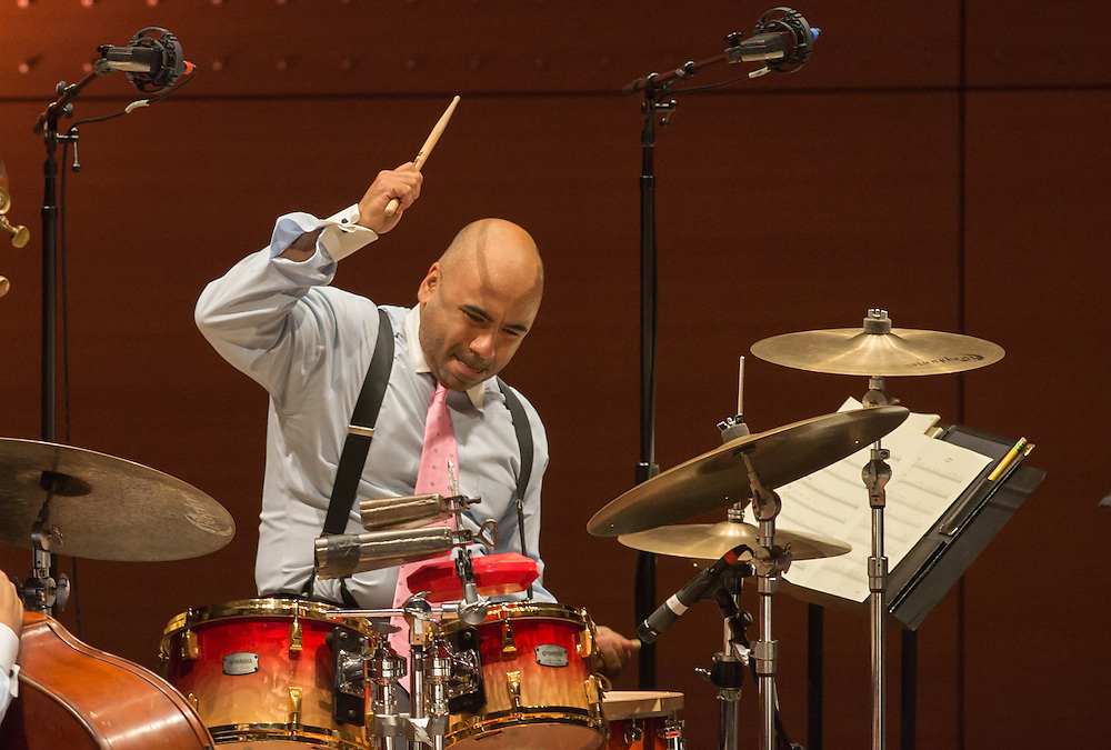 Ali Jackson, Jazz at Lincoln Center Orchestra