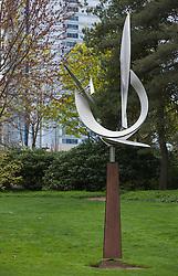North America, United States, Washington, Bellevue, Bellevue Downtown Park