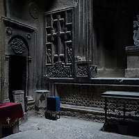 The holy places of Armenia