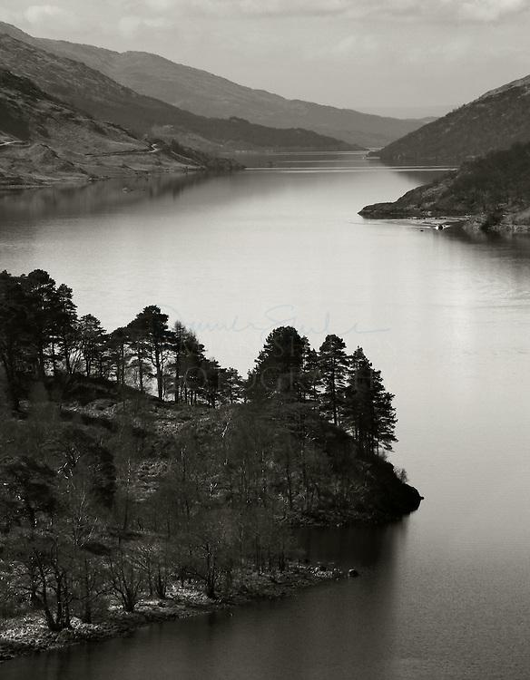 Loch Shiel, Glenfinnan, highlands, Scotland