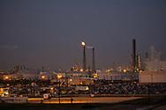 Refinery in East Houston.