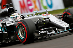 October 28, 2016 - Mexico - City, Mexico - Motorsports: FIA Formula One World Championship 2016, Grand Prix of Mexico, .#44 Lewis Hamilton (GBR, Mercedes AMG Petronas Formula One Team) (Credit Image: © Hoch Zwei via ZUMA Wire)