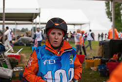 Carmen Romer, (NED)<br /> Endurance - Alltech FEI World Equestrian Games™ 2014 - Normandy, France.<br /> © Hippo Foto Team - Jantien Van Zon