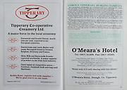 All Ireland Senior Hurling Championship Final,.03.09.1989, 09.03.1989, 3rd September 1989, .Antrim v Tipperary, .03091989AISHCF,.Tipperary 4-24, Antrim 3-9,..Tipperary Co-operative Creamery Limited, .O'Mearas Hotel,