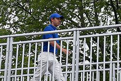 May 19, 2019 - Bethpage, New York, United States - Rory McIlroy walks off the 18th green after the final round of the 101st PGA Championship at Bethpage Black. (Credit Image: © Debby Wong/ZUMA Wire)