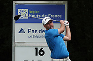 Oliver Farr (ENG) during the third round of the Hauts de France-Pas de Calais Golf Open, Aa Saint-Omer GC, Saint- Omer, France. 15/06/2019<br /> Picture: Golffile | Phil Inglis<br /> <br /> <br /> All photo usage must carry mandatory copyright credit (© Golffile | Phil Inglis)