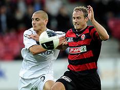 20100913 FC Midtjylland-Randers FC Superliga fodbold