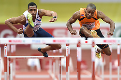 06-03-2015 CZE: European Athletics Indoor Championships, Prague<br /> Gregory Sedoc NED