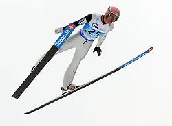 13.02.2013, Vogtland Arena, Kingenthal, GER, FIS Ski Sprung Weltcup, im Bild Manuel Fettner, Oesterreich // during the FIS Skijumping Worldcup at the Vogtland Arena, Kingenthal, Germany on 2013/02/13. EXPA Pictures © 2013, PhotoCredit: EXPA/ Eibner/ Ingo Jensen..***** ATTENTION - OUT OF GER *****