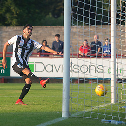 Brechin City v Dunfermline, BetFred Cup, 25 July 2018