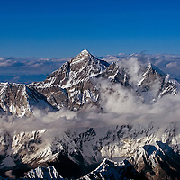 Mt. Everest and the Himalayas