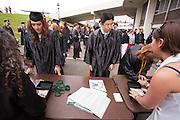 Ohio University Commencement ceremony Saturday May 3, 2014.  Photo by Ohio University / Jonathan Adams