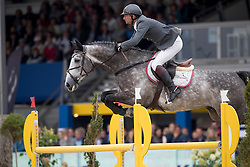 Lelie Walter, BEL, Le Diamant Horta<br /> FEI World Breeding Jumping Championships for Young horses - Lanaken 2016<br /> © Hippo Foto - Dirk Caremans<br /> 18/09/16
