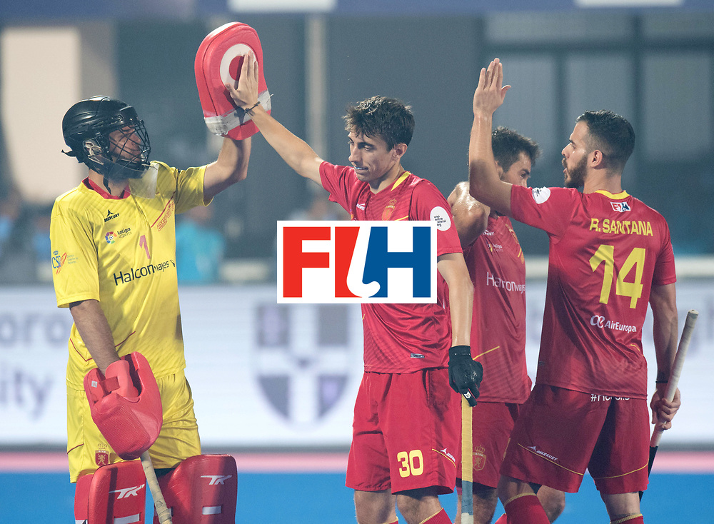 Odisha Men's Hockey World League Final Bhubaneswar 2017<br /> Match id:11<br /> Argentina v Spain<br /> Foto: <br /> COPYRIGHT WORLDSPORTPICS FRANK UIJLENBROEK