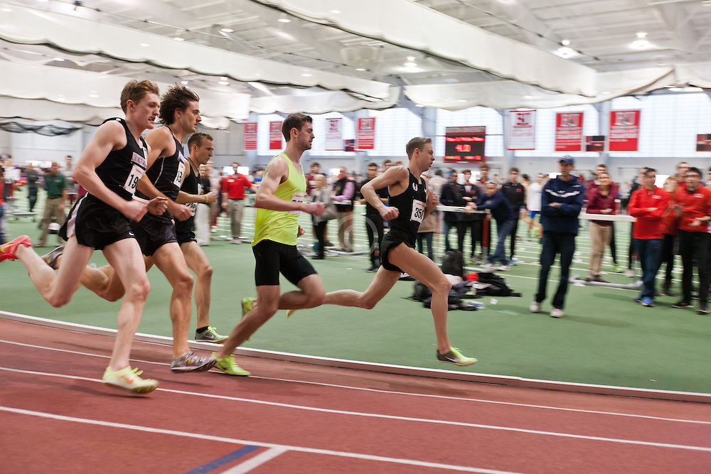 Boston University Terrier Invitational Indoor Track Meet: Galen Rupp, Oregon Project, wins Elite Mile 3:50.92, Peters, Masters, Matthews, Jenkins