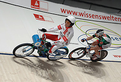 13.01.2012, ÖVB-Arena, Bremen, GER, Sixdays Bremen, im Bild Derny, Tino Thömel (Team Weser Kurier #10) // during the Sixdays Bremen on 2012/01/13, ÖVB-Arena, Bremen, Germany. EXPA Pictures © 2012, PhotoCredit: EXPA/ nph/ Frisch..***** ATTENTION - OUT OF GER, CRO *****