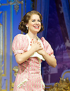 Lend Me a Tenor<br /> by Peter Sham <br /> at The Gielgud Theatre, London, Great Britain <br /> press photocall <br /> 7th June 2011<br /> <br /> Cassidy Janson (as Maggie Saunders)<br /> <br /> Photograph by Elliott Franks