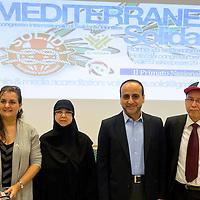 """Convegno internazionale """"Mediterraneo Solidale"""""""