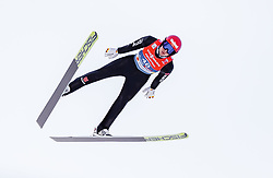 28.02.2019, Seefeld, AUT, FIS Weltmeisterschaften Ski Nordisch, Seefeld 2019, Nordische Kombination, Skisprung, im Bild Terence Weber (GER) // Terence Weber of Germany during the Ski Jumping competition for Nordic Combined of FIS Nordic Ski World Championships 2019. Seefeld, Austria on 2019/02/28. EXPA Pictures © 2019, PhotoCredit: EXPA/ JFK