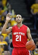 NCAA Men's Basketball - Ohio State v Iowa - January 27, 2010