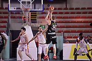 Nikolas Raivio<br /> Unicusano Roma - TWS Legnano<br /> Campionato Basket LNP 2016/2017<br /> Roma 26/02/2017<br /> Foto Ciamillo-Castoria