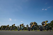 Team LottoNL - Jumbo during the Tour de France 2018, Stage 3, Team Time Trial, Cholet-Cholet (35 km) on July 9th, 2018 - Photo Luca Bettini/ BettiniPhoto / ProSportsImages / DPPI