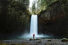 Abiqua Falls Photos - Willamette Valley, OR Photos - stock photos, fine art prints, photography