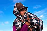Quechuan Indian Girl.Illiniza.Ecuador