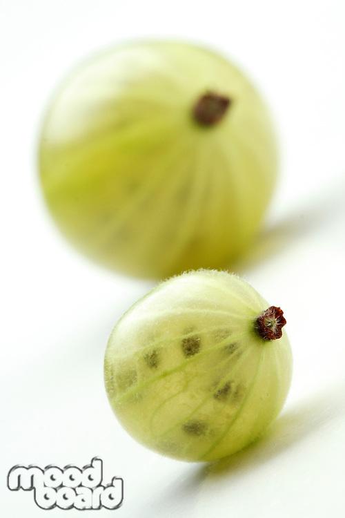 Studio shot of gooseberriy fruits