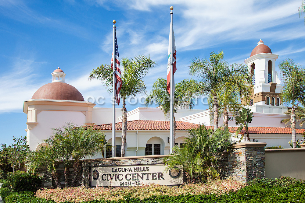 Laguna Hills Civic Center Orange County California