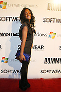 Dawn Richards at the Common Celebration Capsule Line Launch with Softwear by Microsoft at Skylight Studios on December 3, 2008 in New York City..Microsoft celebrates the launch of a limited-edition capsule collection of SOFTWEAR by Microsoft graphic tees designed by Common. The t-shirt  designs. inspired by the 1980's when both Microsoft and and Hip Hop really came of age, include iconography that depicts shared principles of the technology company and the Hip Hop Star.