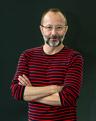 Pictured: Christopher Beanland writes journalism and fiction about architecture, cities, the arts, music and the media. He is based in London<br /> Book fanatics headed to Charlotte Square in Edinburgh which is the hub of the international Book Festival to meet the authors and also to meet up with fellow fans of the printed word.<br /> <br /> <br /> Ger Harley   EEm 21 August 2017
