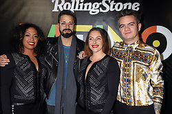 Diamote Electrico attending Rolling Stone Magazine Celebrates Latin Music's Biggest Night, at Palms Resort & Casino in Las Vegas, Nevada