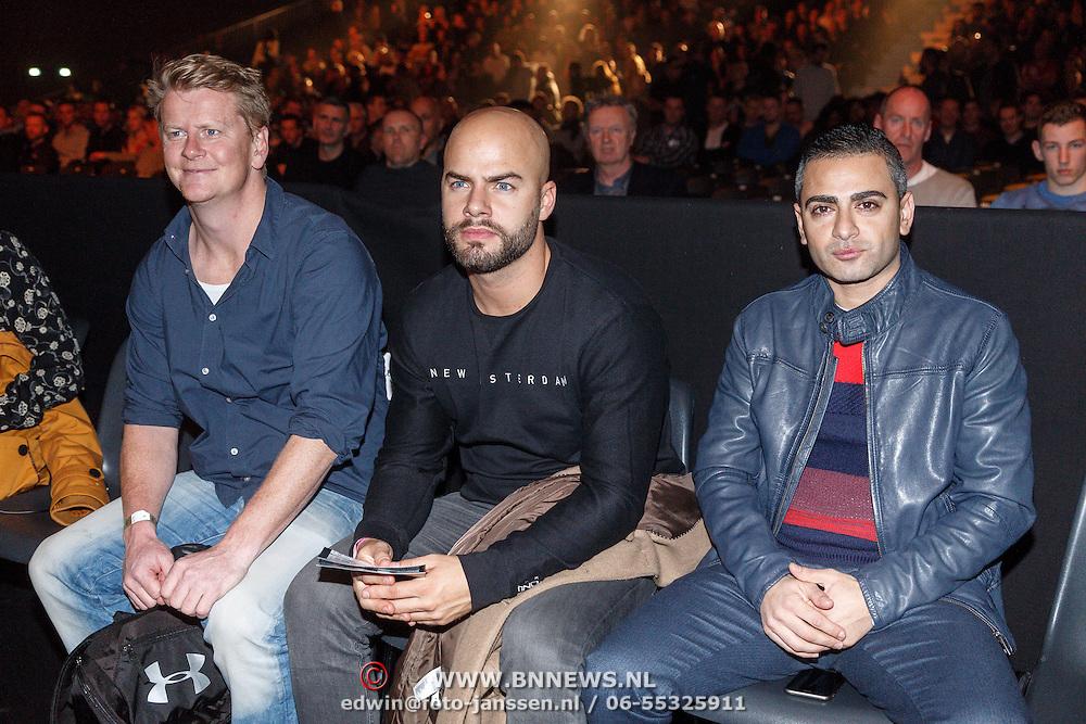NLD/Amsterdam/20151204 - Freefightgala Glory26, Danny Ghossen
