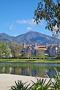 Rancho Santa Margarita Lake, Orange County California