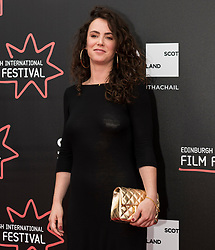 Photo-call and Red Carpet for the film Edie, directed by Simon Hunter at the Edinburgh International Film Festival<br /> <br /> Pictured: Amy Manson