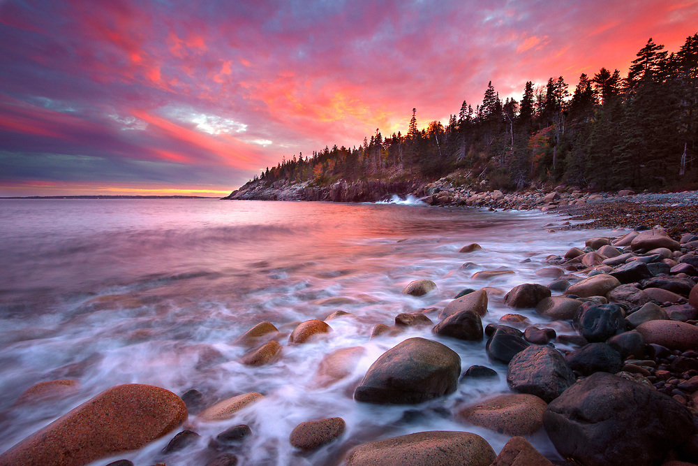 Acadia National Park, USA