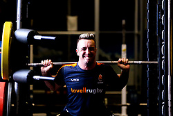 Luke Scully of Worcester Warriors during preseason training ahead of the 2019/20 Gallagher Premiership Rugby season - Mandatory by-line: Robbie Stephenson/JMP - 06/08/2019 - RUGBY - Sixways Stadium - Worcester, England - Worcester Warriors Preseason Training 2019