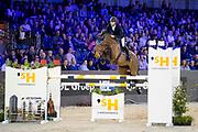 Pieter Devos - Claire Z<br /> Indoor Brabant 2017<br /> © DigiShots