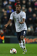 Picture by David Horn/Focus Images Ltd +44 7545 970036<br /> 14/11/2013<br /> Nathaniel Chalobah of England Under 21 during the European U21 Championship match at stadium:mk, Milton Keynes.