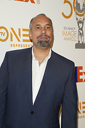 March 9, 2019 - Los Angeles, CA, USA - LOS ANGELES - MAR 9:  Roger Guenveur Smith at the 50th NAACP Image Awards Nominees Luncheon at the Loews Hollywood Hotel on March 9, 2019 in Los Angeles, CA (Credit Image: © Kay Blake/ZUMA Wire)